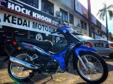 Honda Wave Alpha C X (promosi hujung thn)