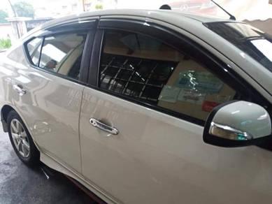Full car tinted - almera- honda civic-city-myvi