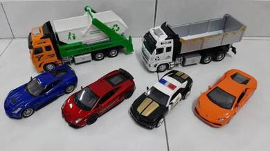 Lot Of 6 Die Cast Toy Cars