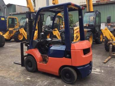 Japan Toyota Forklift, Imported Reconditioned