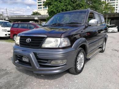 Toyota UNSER 1.8 (A) LGX