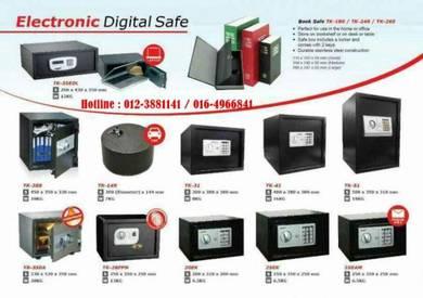 Electronic Digital Safe. TK-Series