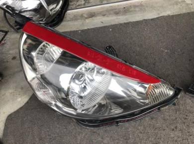 Lampu Hid Eye Lid Titanium Honda Jazz Fit GD Japan