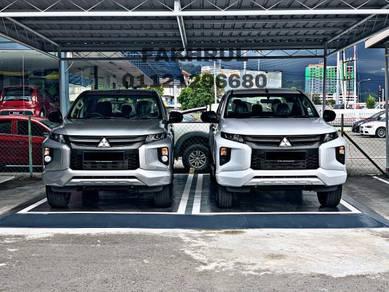 FULL LOAN 2021 Mitsubishi TRITON VGT 2.4L (A)