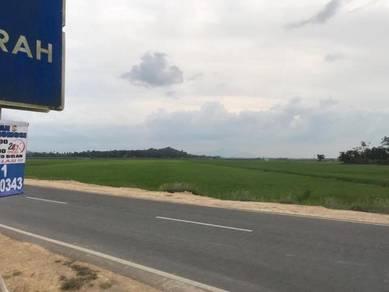 Tanah Lot Banglo Untuk Dijual