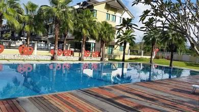 Southbay Residence 3 Story Terrace House Gated & Guarded Batu Maung