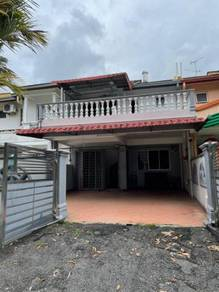 Fully furnished double storey house for rent, bukit delima, seremban