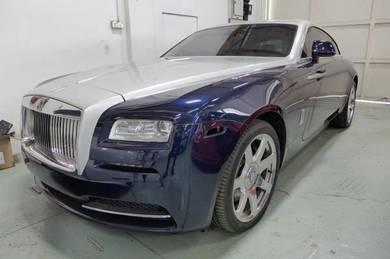 Rolls royce wraith 6.6l v12 2013 unreg