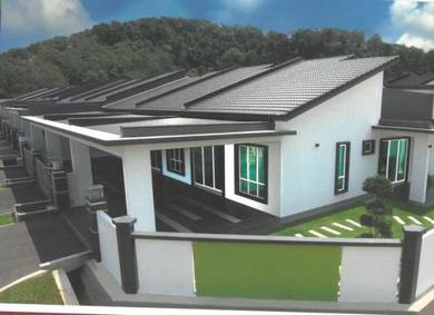 BOOKING RM200 ONLY Rumah Teres Setingkat Pulau Sebang Melaka