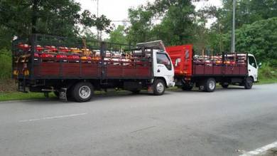 Sewa lori 1 3 5 ton