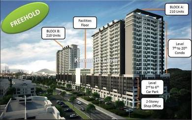 [Ready Move In] Damai Hillpark, Newly Completed, Super Low DownPayment