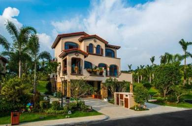 3 Storey Link Villa House [VALENCIA] Diamond City Semenyih