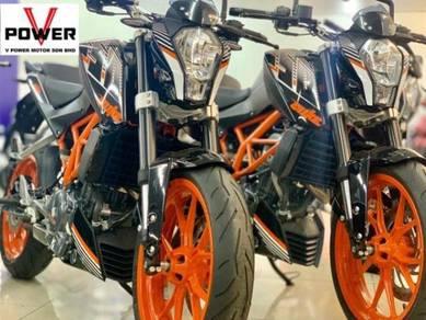 KTM DUKE 250 (Murah Murah Paling Murah)