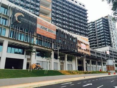 Centrestage Residence Section 13 Petaling Jaya 301sf Studio F/FURNISHE