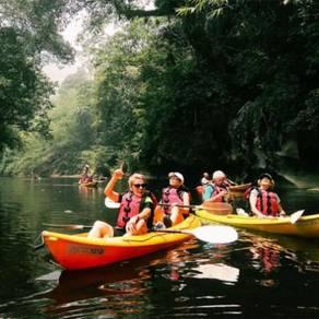 Semadang Kayaking (Day Trip)