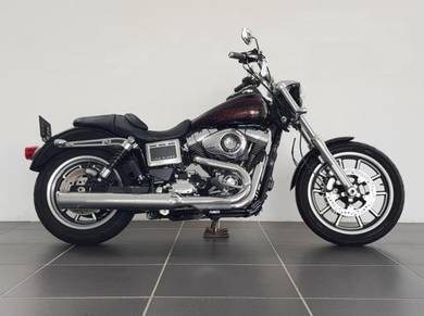 Harley Davidson FXDL1580 Dyna Low Rider unregister