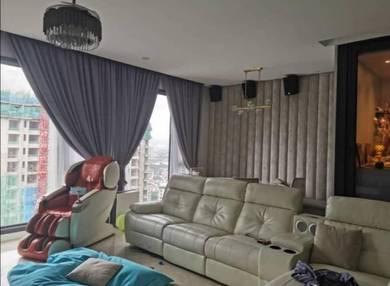 Wangsa 9 Residency, Luxury Condo Fully Furnished. Wangsa Maju Near LRT