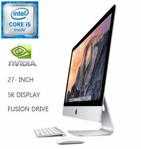 APPLE iMAC 27 [5K RETINA DISPKLAY] CORE I5 IN BOX