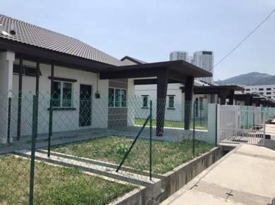 Sungai Tiram Bayan Lepas Semi Detached House