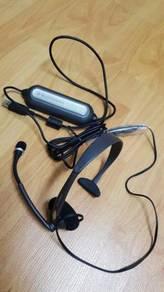 Headset Plantronics DSP-100