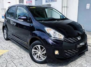 2016 Perodua MYVI 1.5 SE FACELIFT (A) BODYKIT FULL