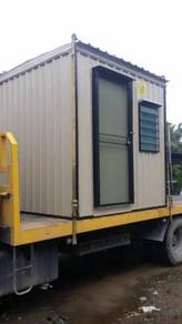 10ft x 10ft Small Office / Store Cabin