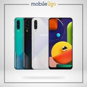 "Samsung Galaxy A50s [6.4"" 6GB + 128GB| 4000mAh] MY"