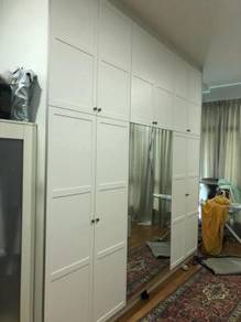 Wardrobe,kitchen cabinet and tv cabinet