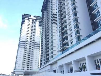 Kiara Residence 2 Bukit Jalil Bukit OUG 1073sqft 3Rooms SEMI FURNISHED
