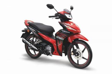 Honda dash 125 (double disc) limited stock