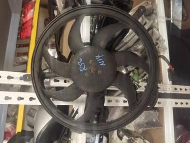 Mini cooper s r55 r56 n12 n14 motor fan set
