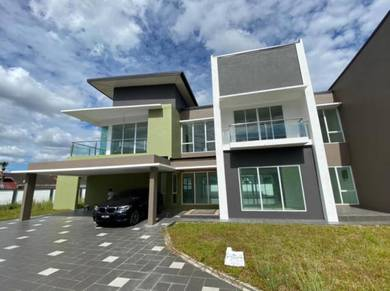 Stephen Yong Double Storey Semi-D House For Sale