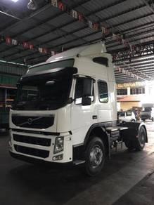 Volvo FM11 UK Rebuild Truck