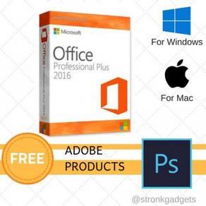 Microsoft Office 2016 Pro Plus ACTIVATION KEY