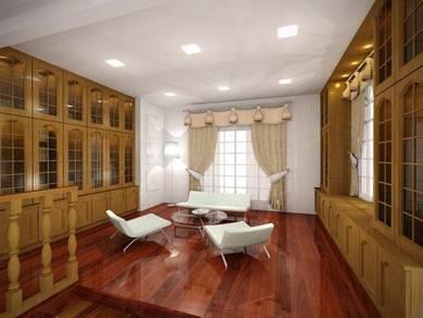 Wardrobe and kitchen cabinet