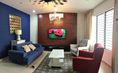 FOR RENT [Fully Furnished] Beautiful Double Storey House Azalea Homes