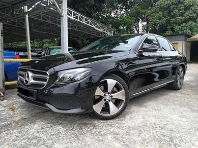 2017 Mercedes Benz E250 AVANTGARDE 2.0 (A) MILE13K