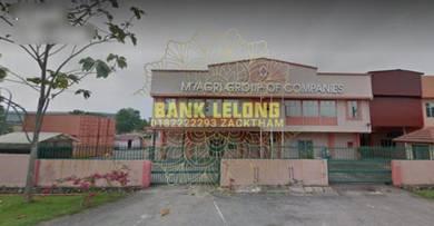 1.5 Storey Factory Arab Malaysia Industrial Park (Nilai)