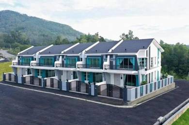 Ipoh MOSEY HILL 2 STOREY TERRACE 0 down payment