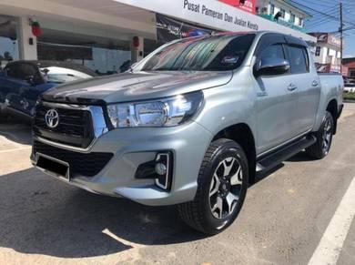 2019 Toyota HILUX 2.4 L-EDITION  (A). RAYA PROMO