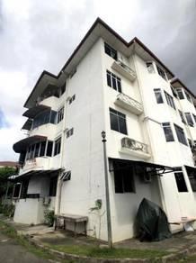 Satria Apartment Menggatal | 1st Floor | 10% Below Market Value