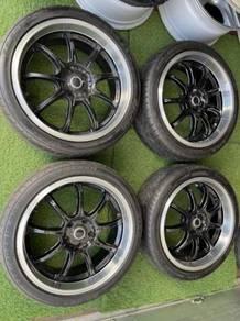 Alfa Romeo Rays 18 Inch Original Sport Rim