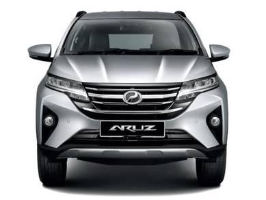 2020 Perodua ARUZ X/Av 1.5L (A) R3BaT3 XXX
