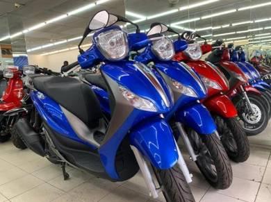Piaggio Vespa Medley S 150 ABS (Promosi Full Loan)