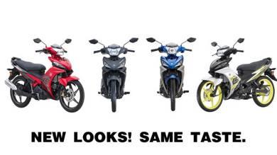 Yamaha 135LC Super Low DP Promo !!
