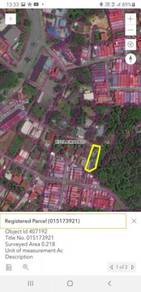 Prime Location Residential Land with House