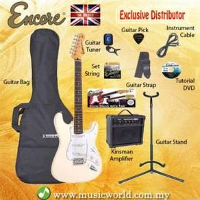 Encore E6 Electric Guitar PACKAGE