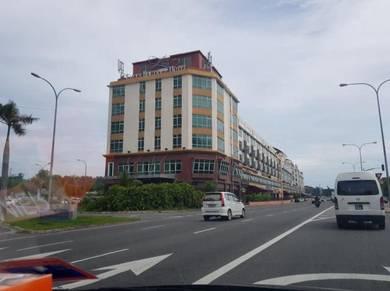 Groundfloor. shoplot harbour city, kota kinabalu,sabah, malaysia