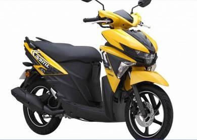 Yamaha Skuter Avantiz BlackList L/Kedai IC Sahaja