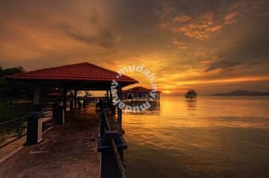 Chalet & Homestay Kuala Linggi Masjid Tanah Melaka